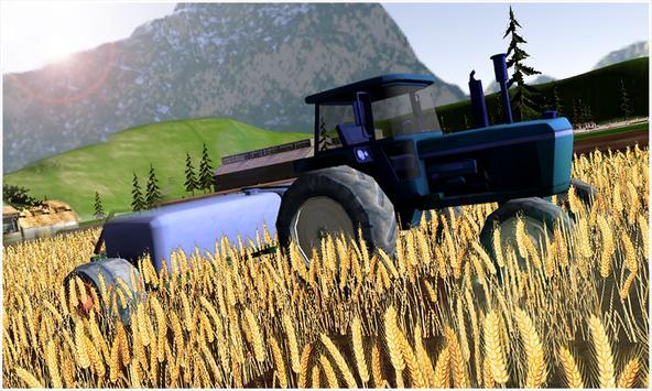 Farming Hill Simulator 17 apk screenshot