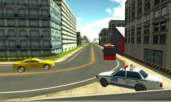 Modern Crazy City Taxi Driver screenshot 10
