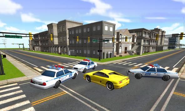 Modern Crazy City Taxi Driver screenshot 7