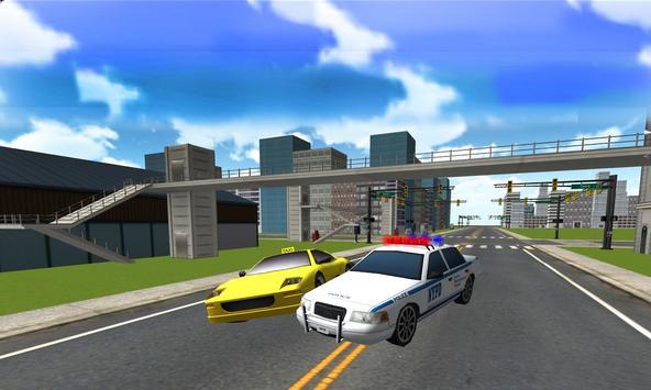 Modern Crazy City Taxi Driver screenshot 9