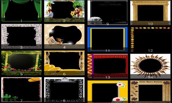 Awesome Camera Frames apk screenshot