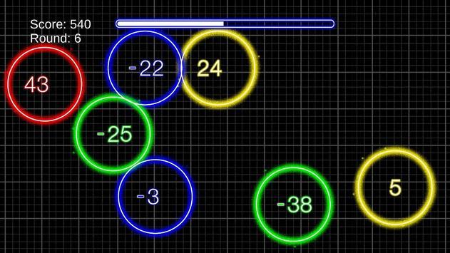 Numbers Burst Saga screenshot 1