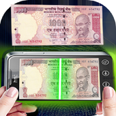 Fake Note Scanner Prank Pro icon