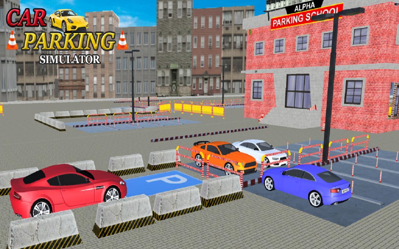 Auto Parken Spielen