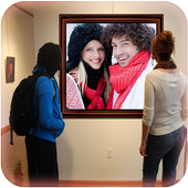 Art Gallery Photo Frames Pro icon