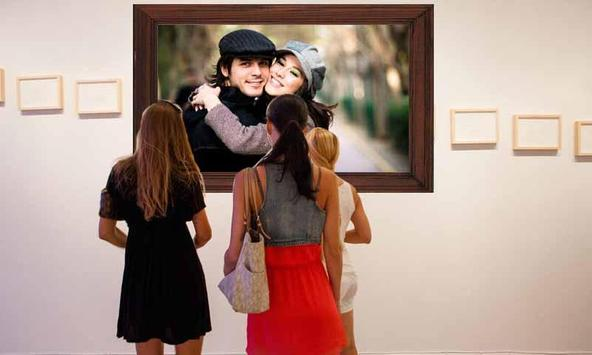 Art Gallery Photo Frames Pro poster