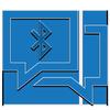 Bluetooth Chat rápido ícone