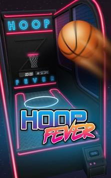 Hoop Fever: Basketball Pocket Arcade poster