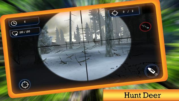 Jungle Animal Sniper Hunting screenshot 11