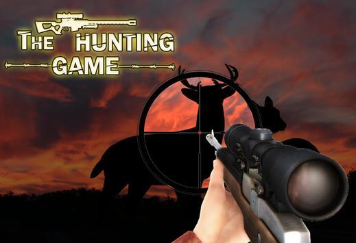 Jungle Animal Sniper Hunting screenshot 13