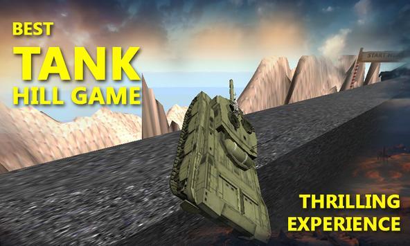Hill Climb Tank Rage 3D screenshot 2