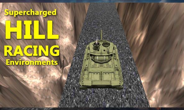 Hill Climb Tank Rage 3D screenshot 7