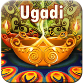 Ugadi & Gudi Padwa Magic Theme icon