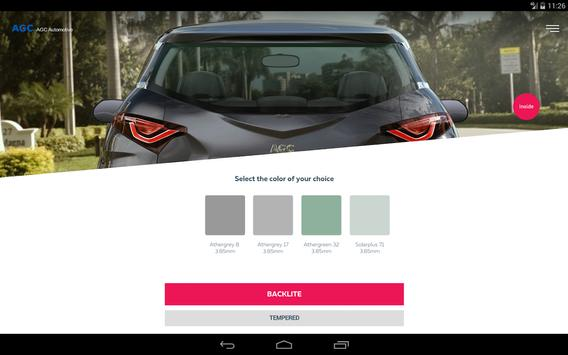 AGC Automotive EU Glass Range screenshot 7