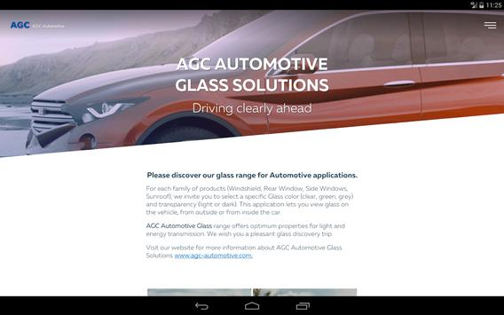 AGC Automotive EU Glass Range screenshot 5