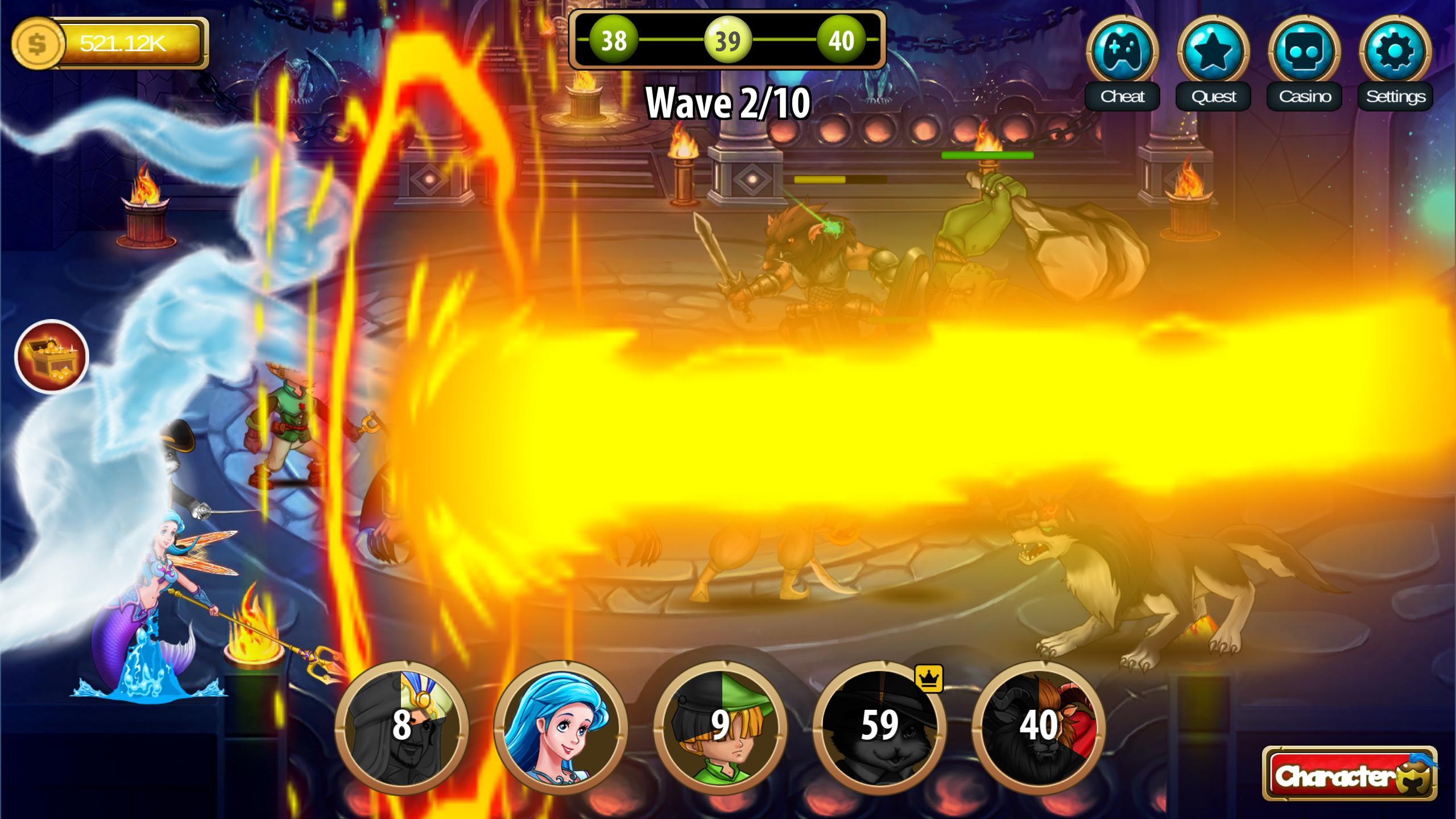 Legend of titan apk download