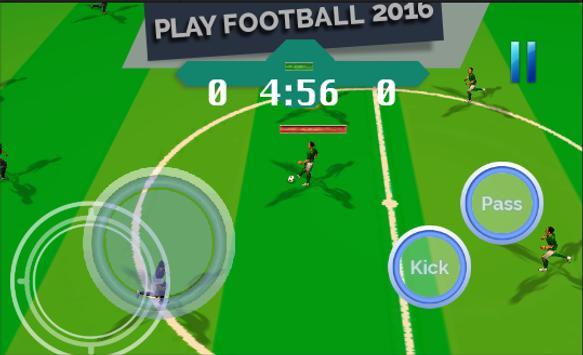 Football 2016 3D apk screenshot