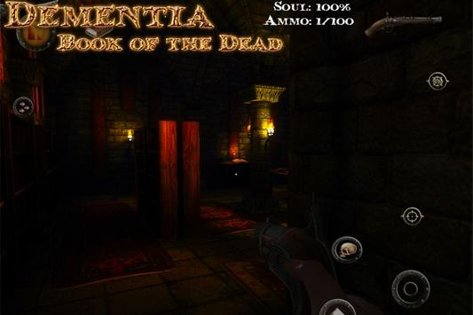 [Game Android] Dementia: Book Of The Dead