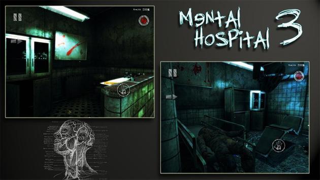 Mental Hospital III Lite Cartaz