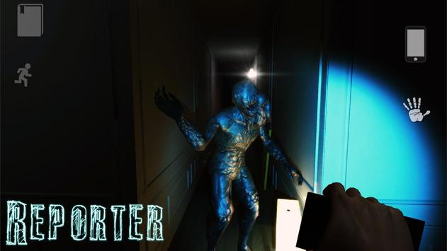 Reporter - Epic Creepy & Scary Horror Game poster