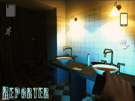Reporter - Epic Creepy & Scary Horror Game screenshot 12