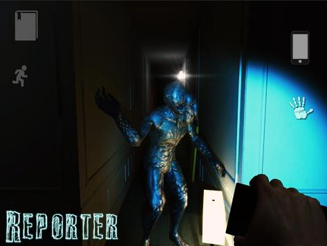 Reporter - Epic Creepy & Scary Horror Game screenshot 13