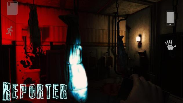 Reporter - Epic Creepy & Scary Horror Game screenshot 1