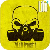 Z.O.N.A Project X Lite ícone
