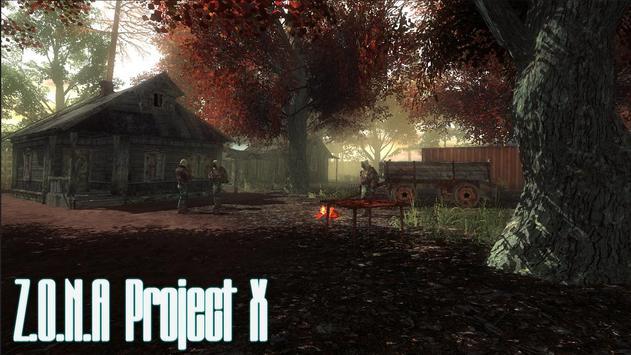 Z.O.N.A Project X Lite imagem de tela 3