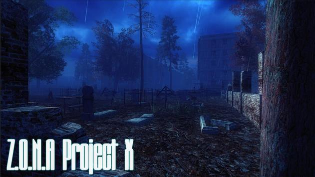 Z.O.N.A Project X Lite imagem de tela 2
