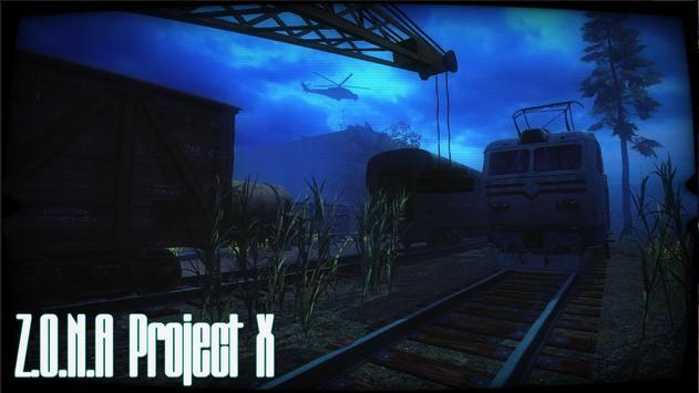 Z.O.N.A Project X Lite imagem de tela 5