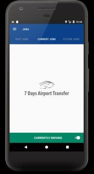 7 Days-Driver screenshot 1