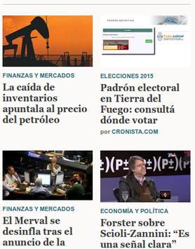 Diario Cronista Comercial poster
