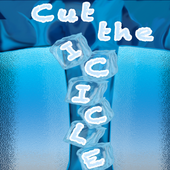 Cut the Icicle-Endless Physics icon