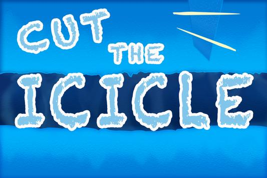 Cut the Icicle-Endless Physics poster