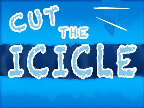 Cut the Icicle-Endless Physics apk screenshot