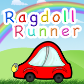 Ragdoll Runner-Endless Physics icon