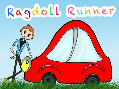 Ragdoll Runner-Endless Physics apk screenshot