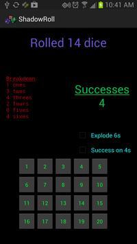 ShadowRoll screenshot 1