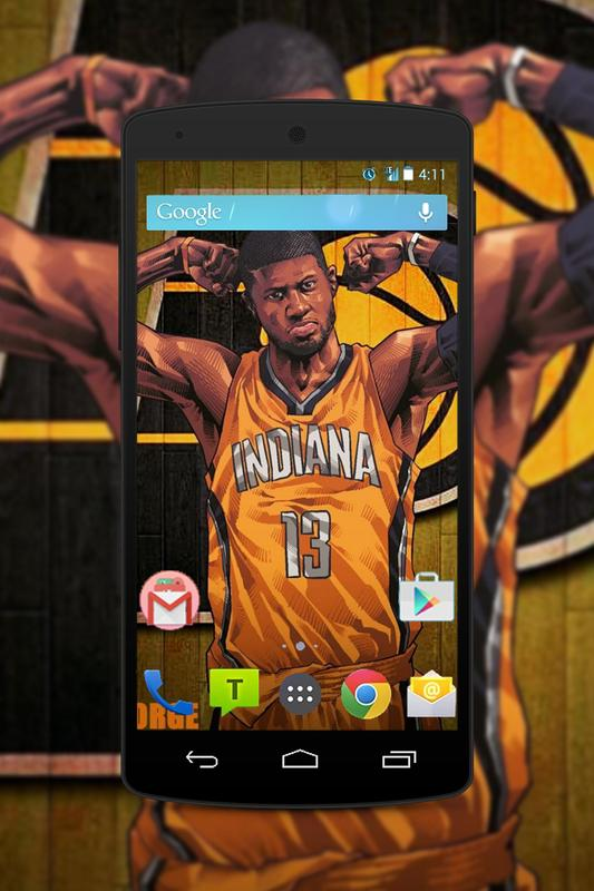 Paul George Wallpaper Fans HD poster ...