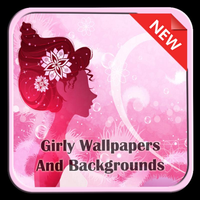 Cute girly wallpapers and backgrounds for android apk download cute girly wallpapers and backgrounds poster voltagebd Images