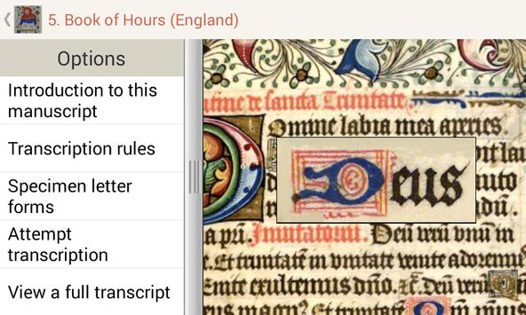 Medieval Handwriting for Android - APK Download