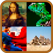 Pixel Quiz - Word Guess Game icon