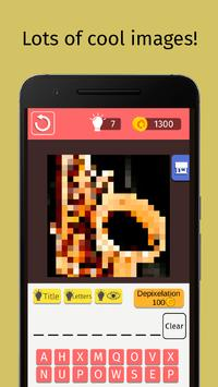 Pixel Quiz - Word Guess Game screenshot 3