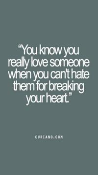Broken Heart Quotes Wallpaper screenshot 7