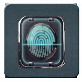 age fingerprint prank icon