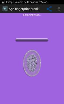 age fingerprint prank apk screenshot