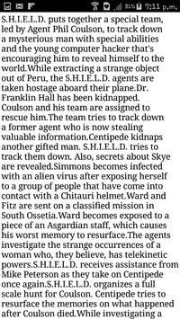 Agents Of shield screenshot 2