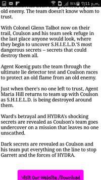 Agents Of shield screenshot 3