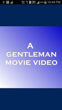 Chandralekha-A Gentleman poster